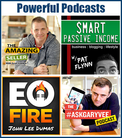Paul James Carey's Recommended Podcasts